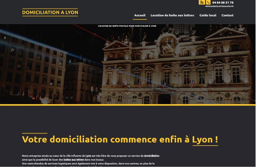 Louer une boîte postale pour professionnels Lyon