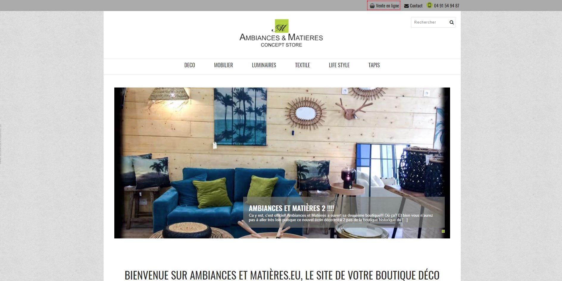 Agence Design Industriel Marseille magasin de décoration design et industrielle sur marseille