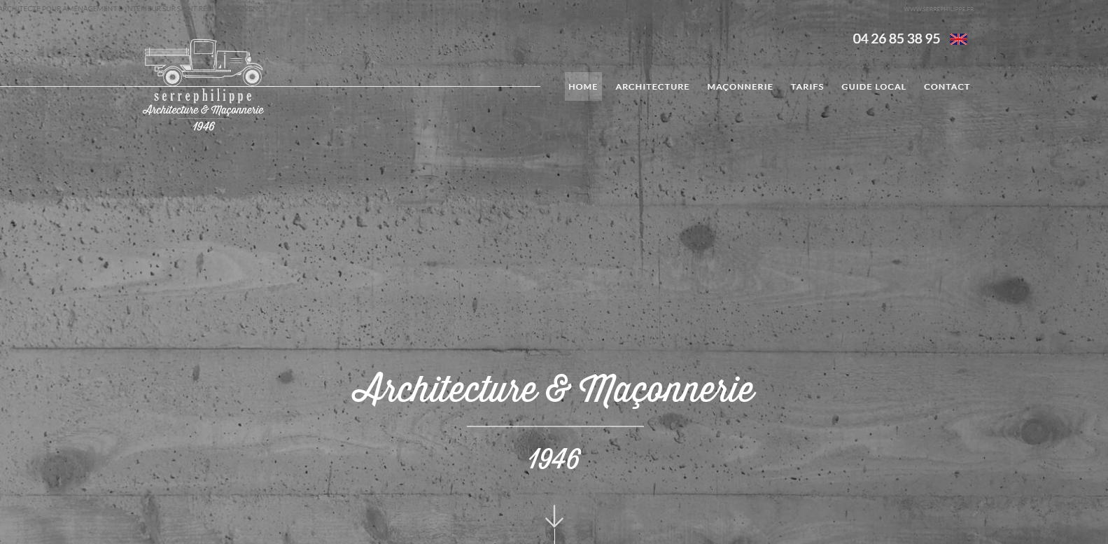 Entreprise De Maçonnerie Aix En Provence architecture et maçonnerie sur aix-en-provence - philippe
