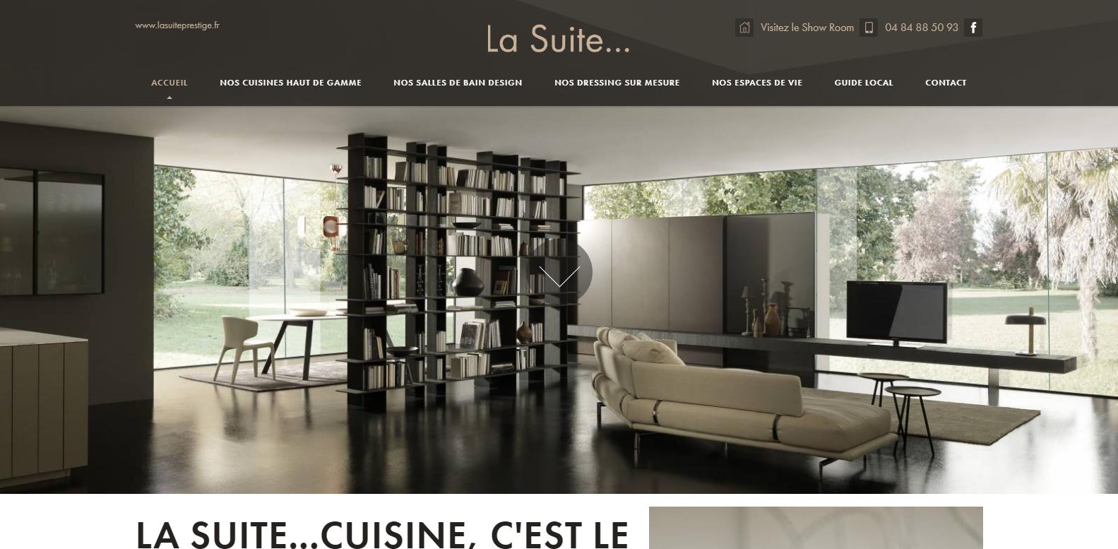 Renovation Salle De Bain Oise ~ cuisine salle de bain et dressing sur mesure bandol la suite