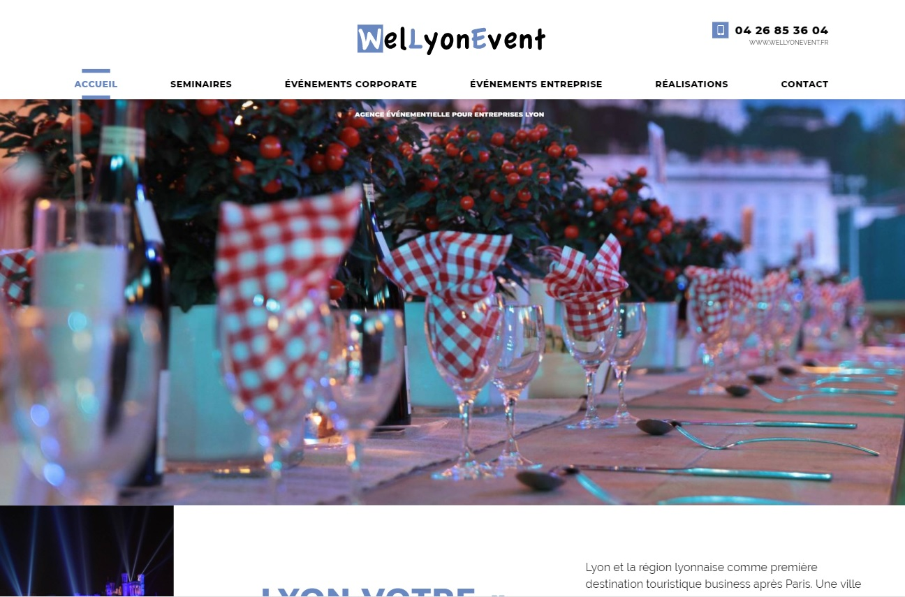 Wellyonevent