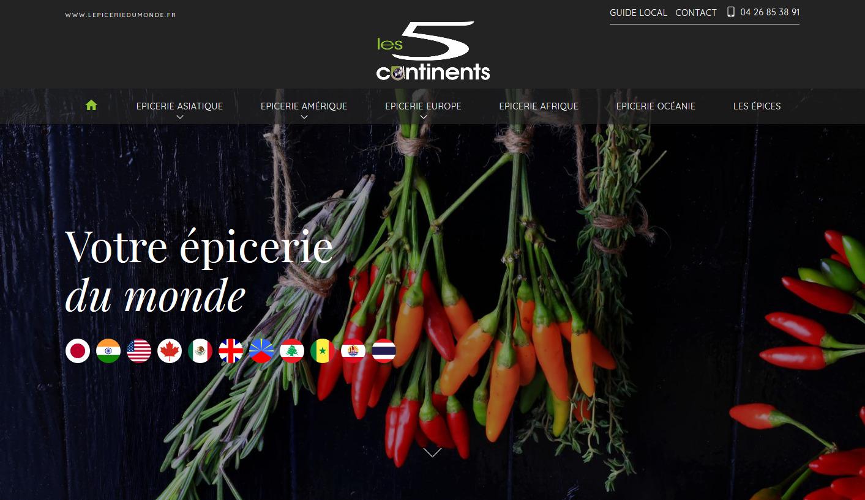 vente d'épices Perpignan