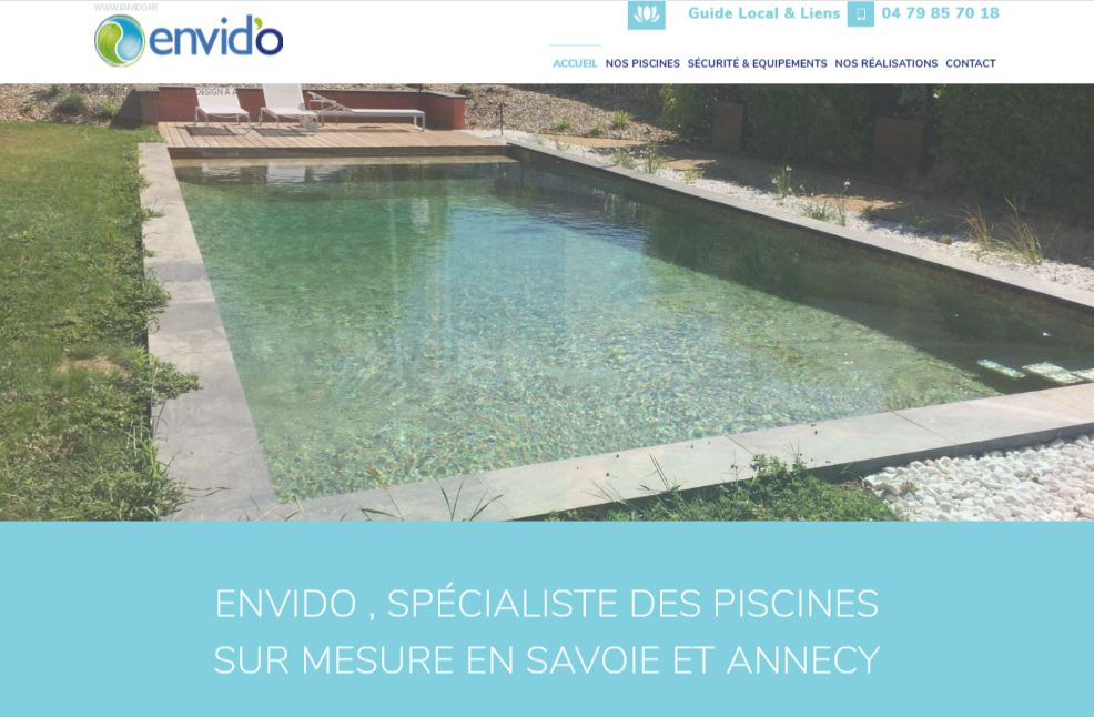 Constructeur de piscines en bois en savoie envid 39 o for Piscine en savoie