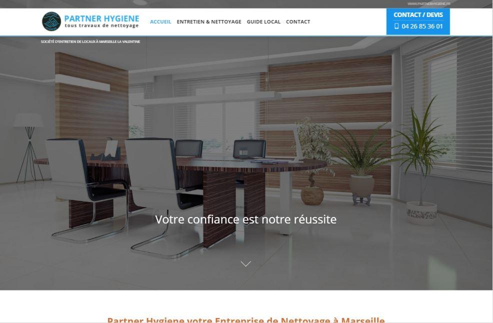 Société de nettoyage pro Marseille