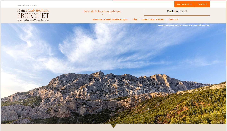 avocat pour licenciement de fonctionnaire Aix en Provence