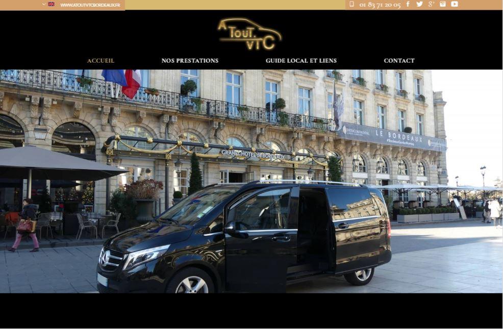 Réserver un VTC à Bordeaux