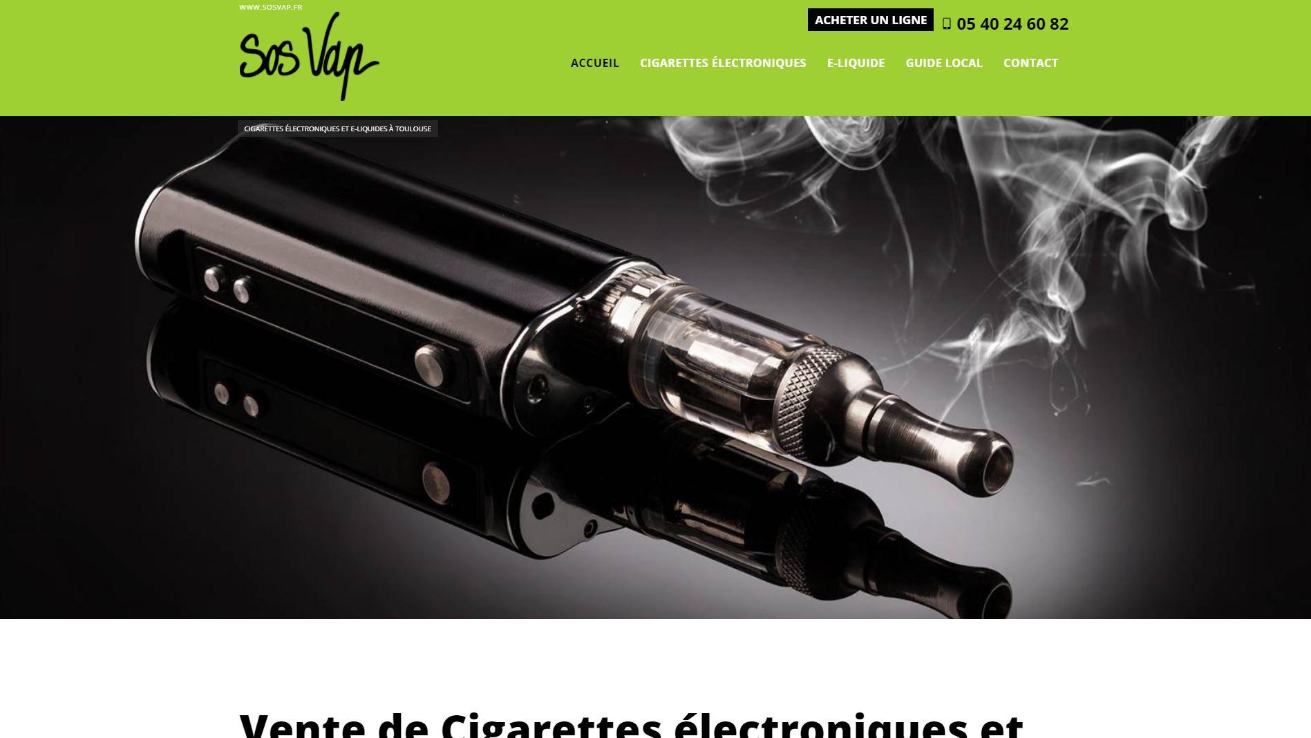 Boutique en ligne cigarettes électroniques