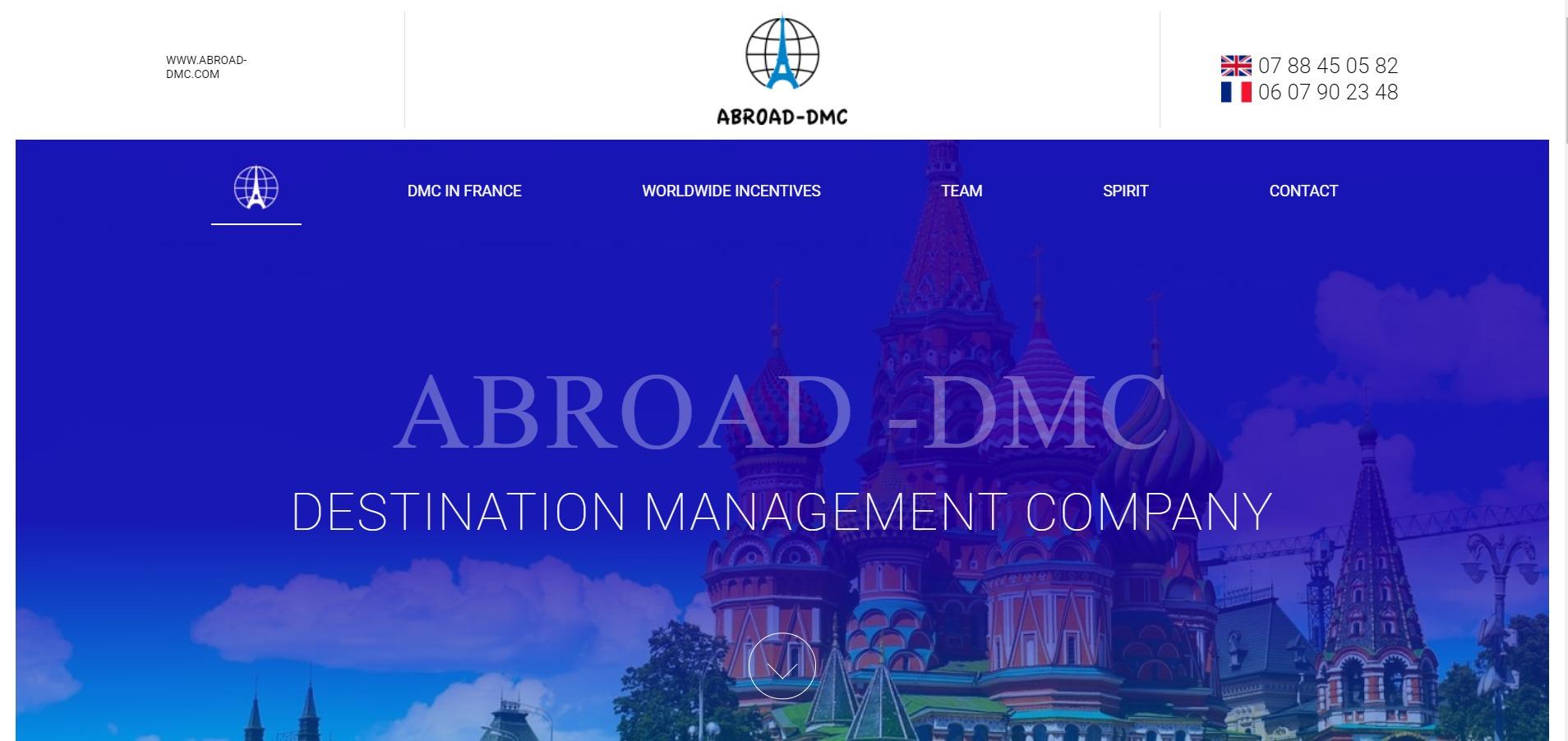 abroad dmc