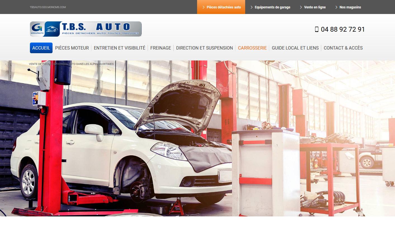 99127ea7535033 Magasins de pièces détachées auto pour les professionnels dans les ...