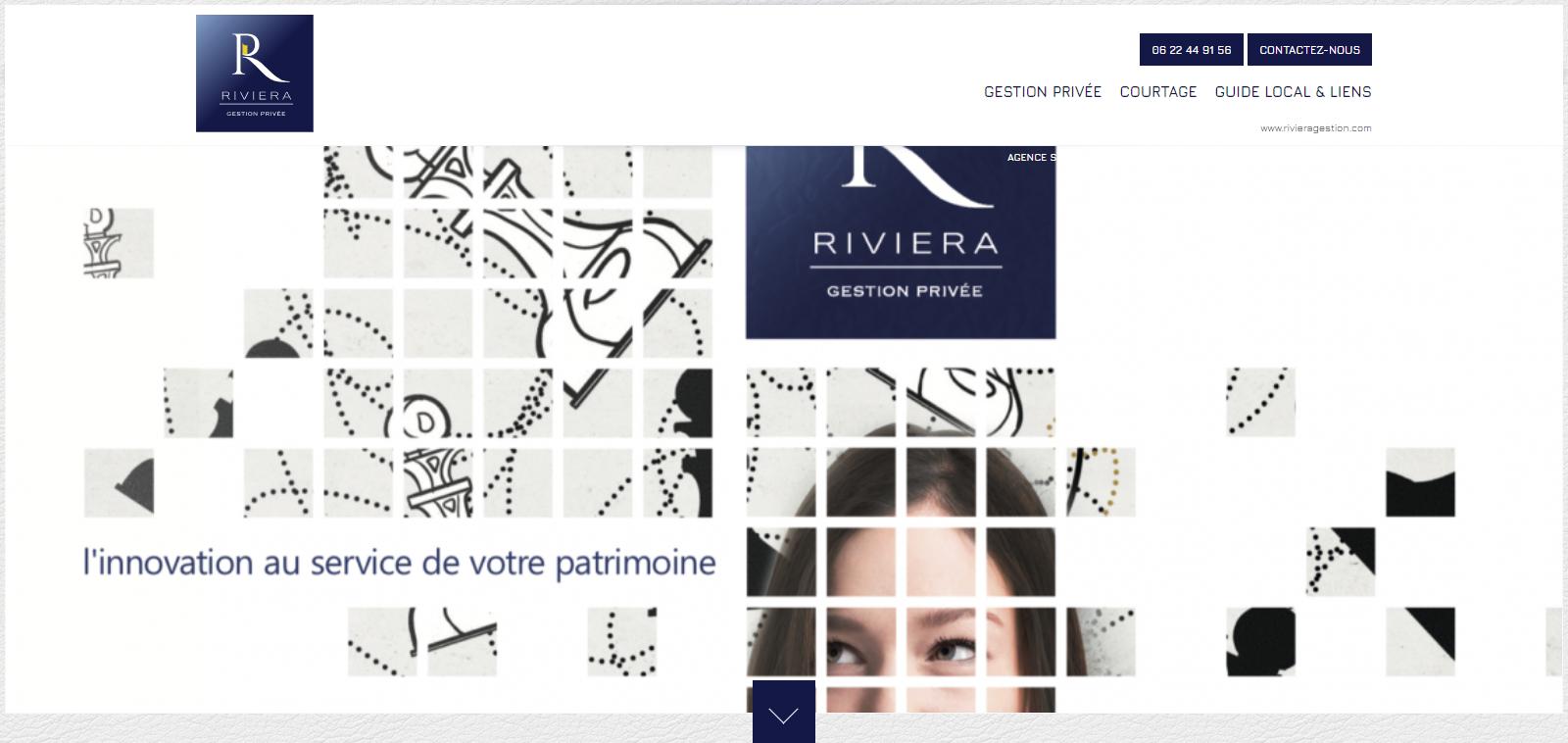 Nos r alisations de sites web pour professionnels marseille - Ouvrir un cabinet de gestion de patrimoine ...