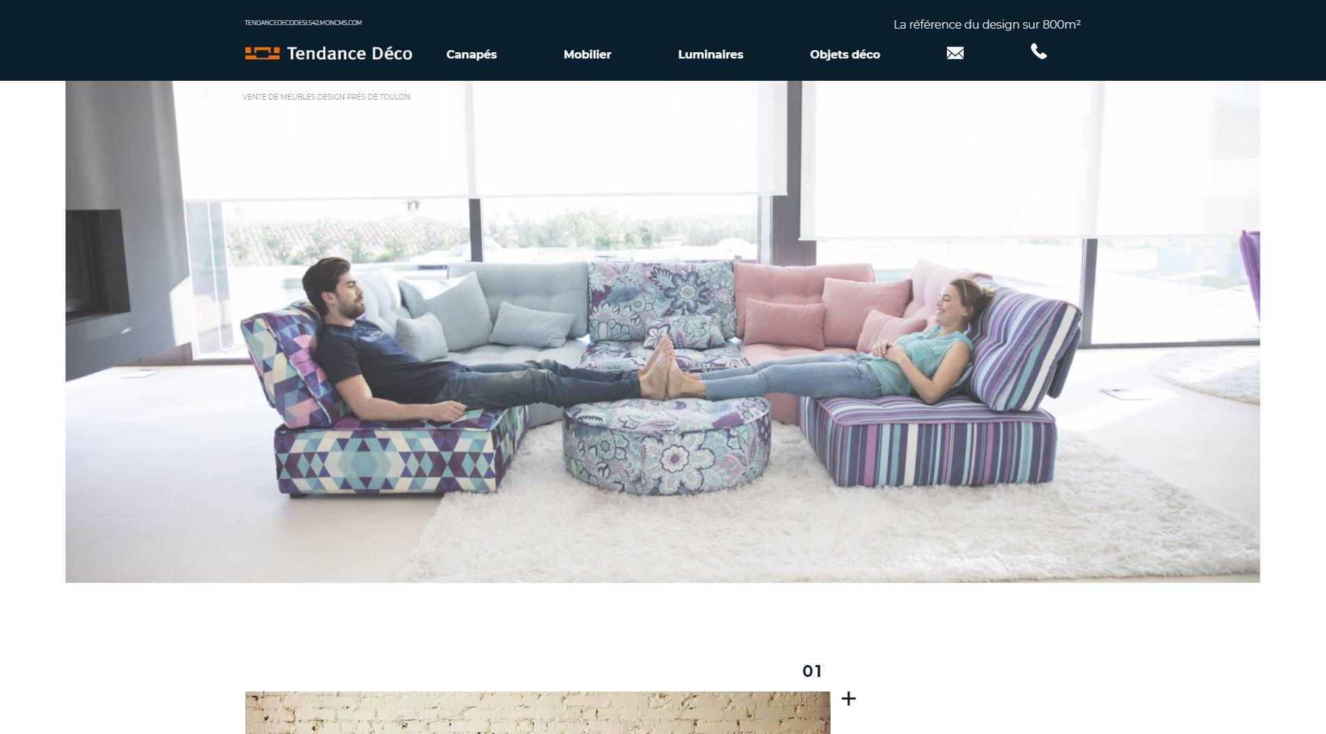 Où trouver du mobilier design près de toulon tendance déco jalis