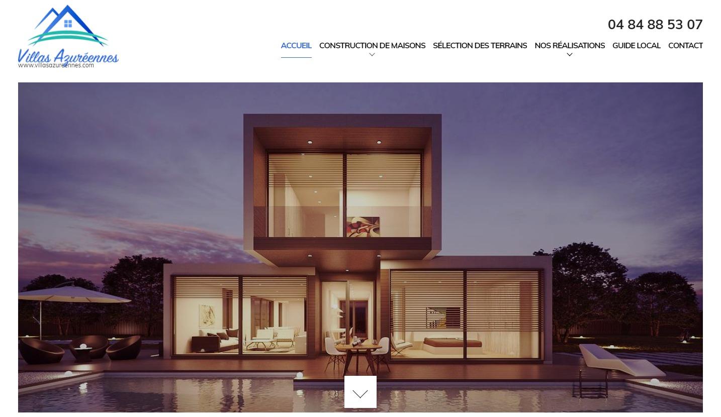 Constructeur De Maison Marseille webmarketing pour un constructeur de maisons en paca