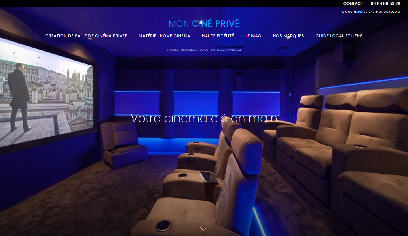 Createur De Salle De Cinema Privee A Dynamic Home Cinema Jalis