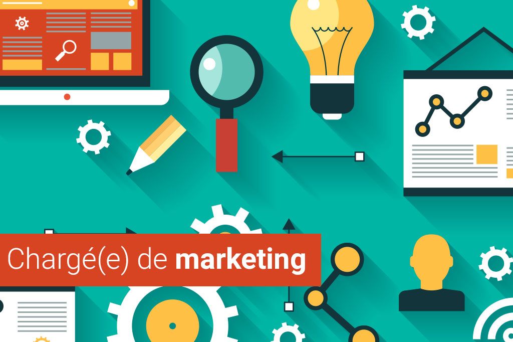 CDI : Chargé(e) de marketing à Marseille