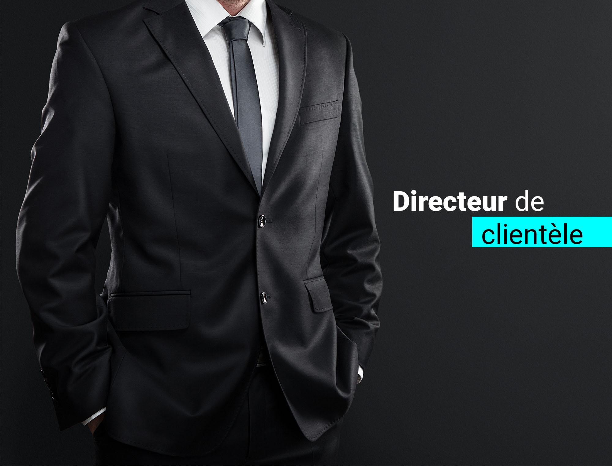 CDI directeur de clientele