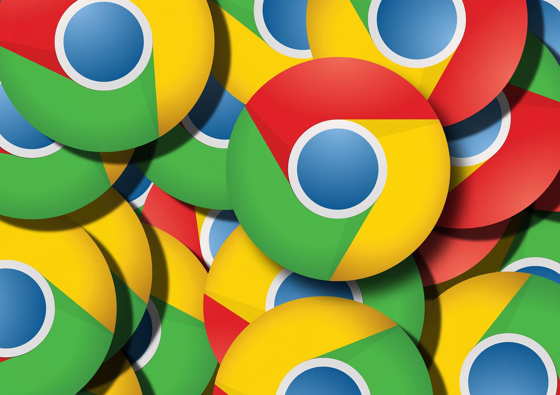 Google fait de la publicité pour son navigateur Chrome... sur Bing !