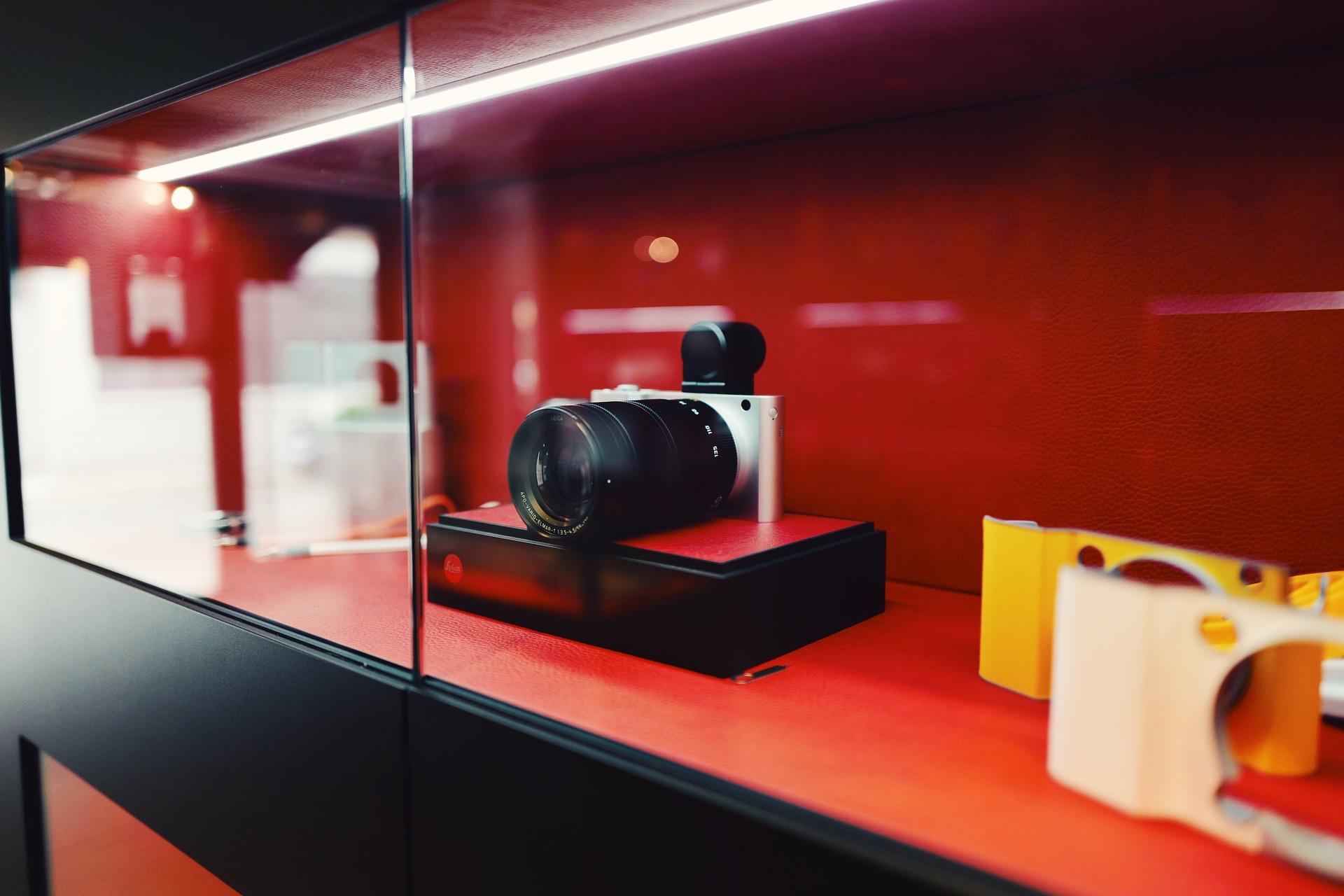 Votre boutique photographiée par Google !