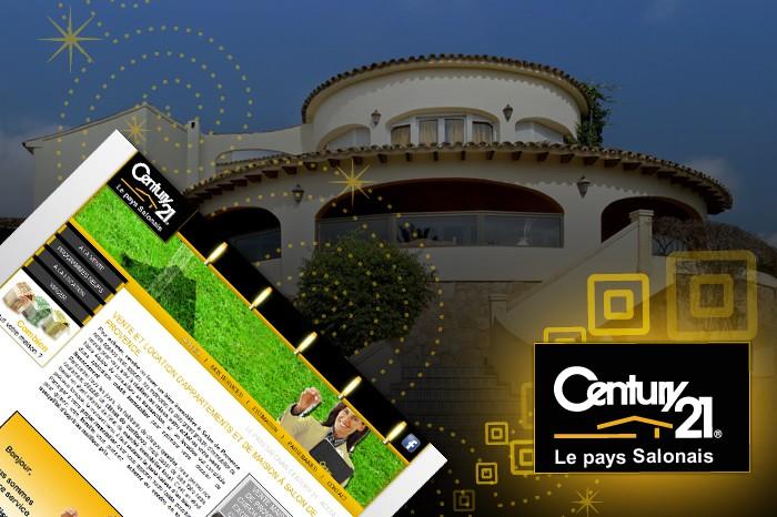 Agence immobili re salon de provence vente et location century 21 site internet immobilier - Agences immobilieres salon de provence ...