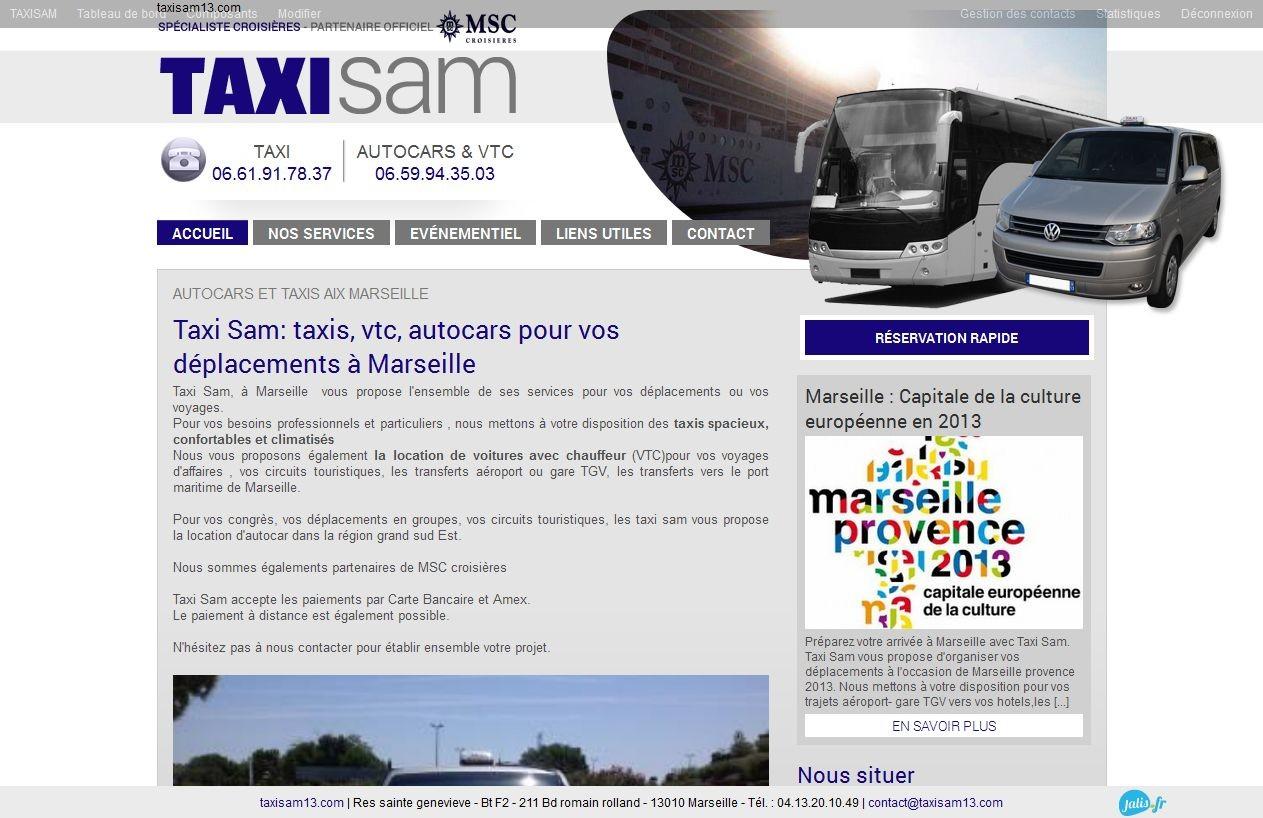 location véhicule de tourisme avec chauffeur Marseille