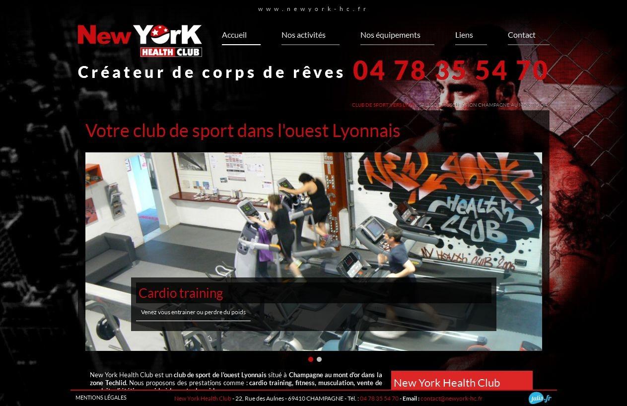 club de sport Lyon