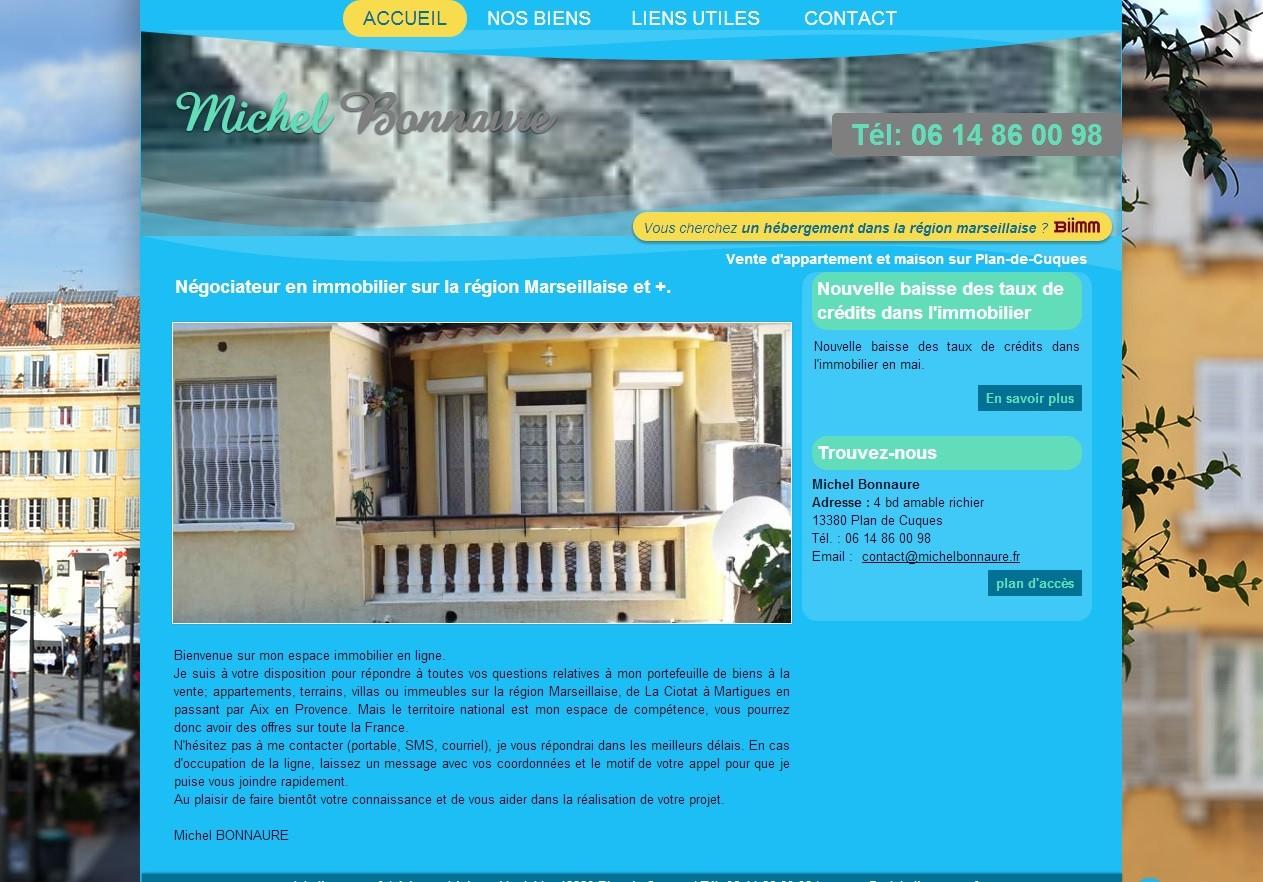 agence immobili re plan de cuques michel bonnaure site internet immobilier jalis