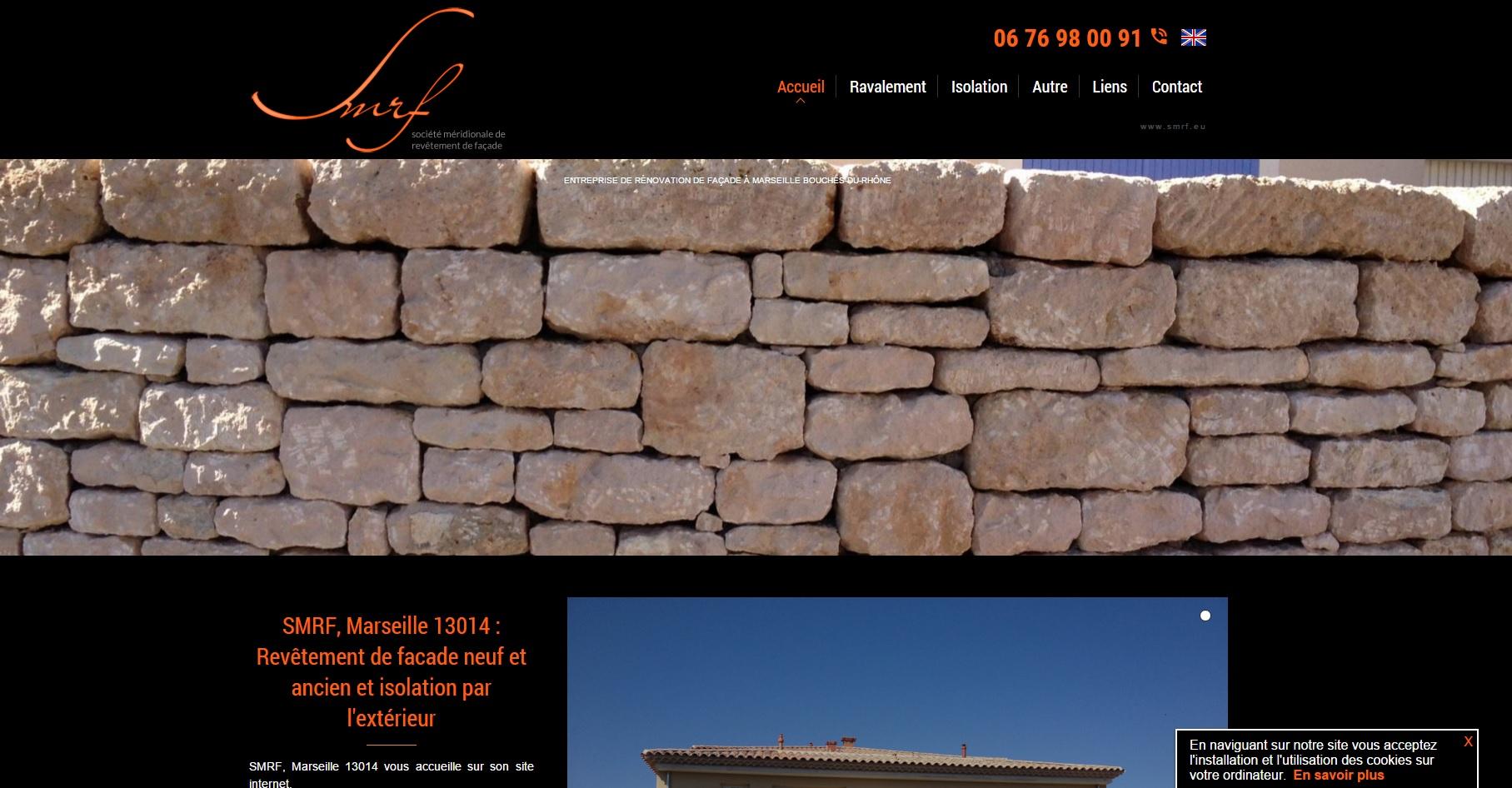 entreprise de ravalement de facade Marseille