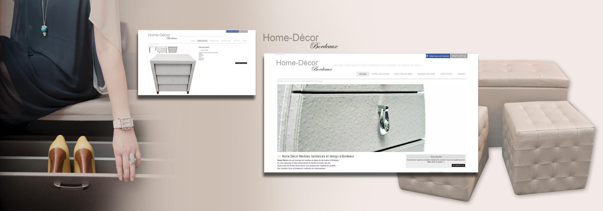 Mobilier design en cuir, idées de cadeaux déco pour la maison - Home Décor Bordeaux