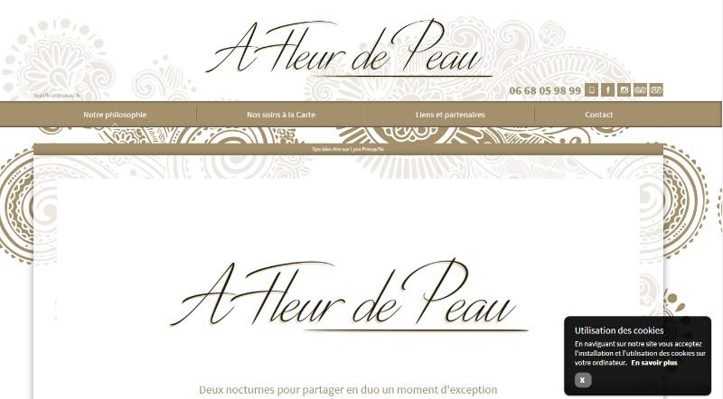 Spa haut de gamme sur la Presqu'île de Lyon - A Fleur de ...