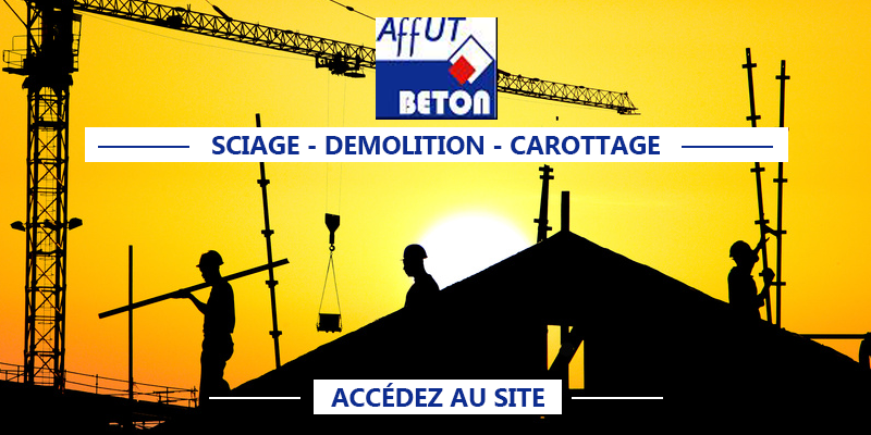 Entreprise de découpage de béton sur Marseille - Affut Béton