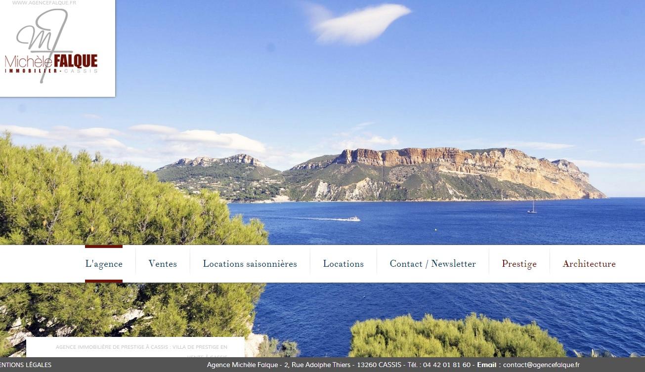 villa vue sur mer à cassis
