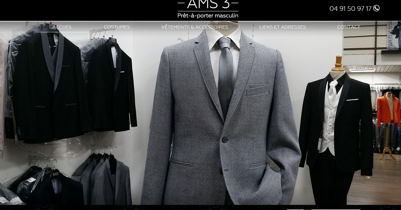 Vente de vêtements pour homme pas cher Marseille