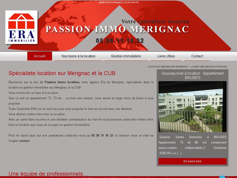 Agence immobilière près de Bordeaux
