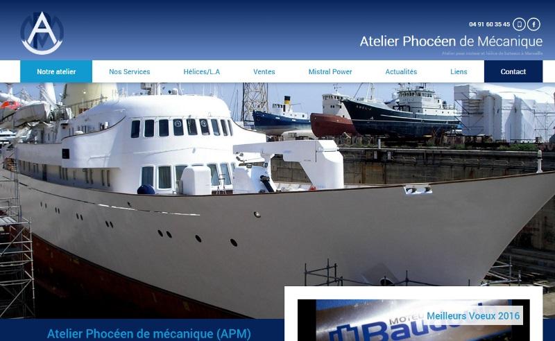 vente de moteurs de bateaux Marseille