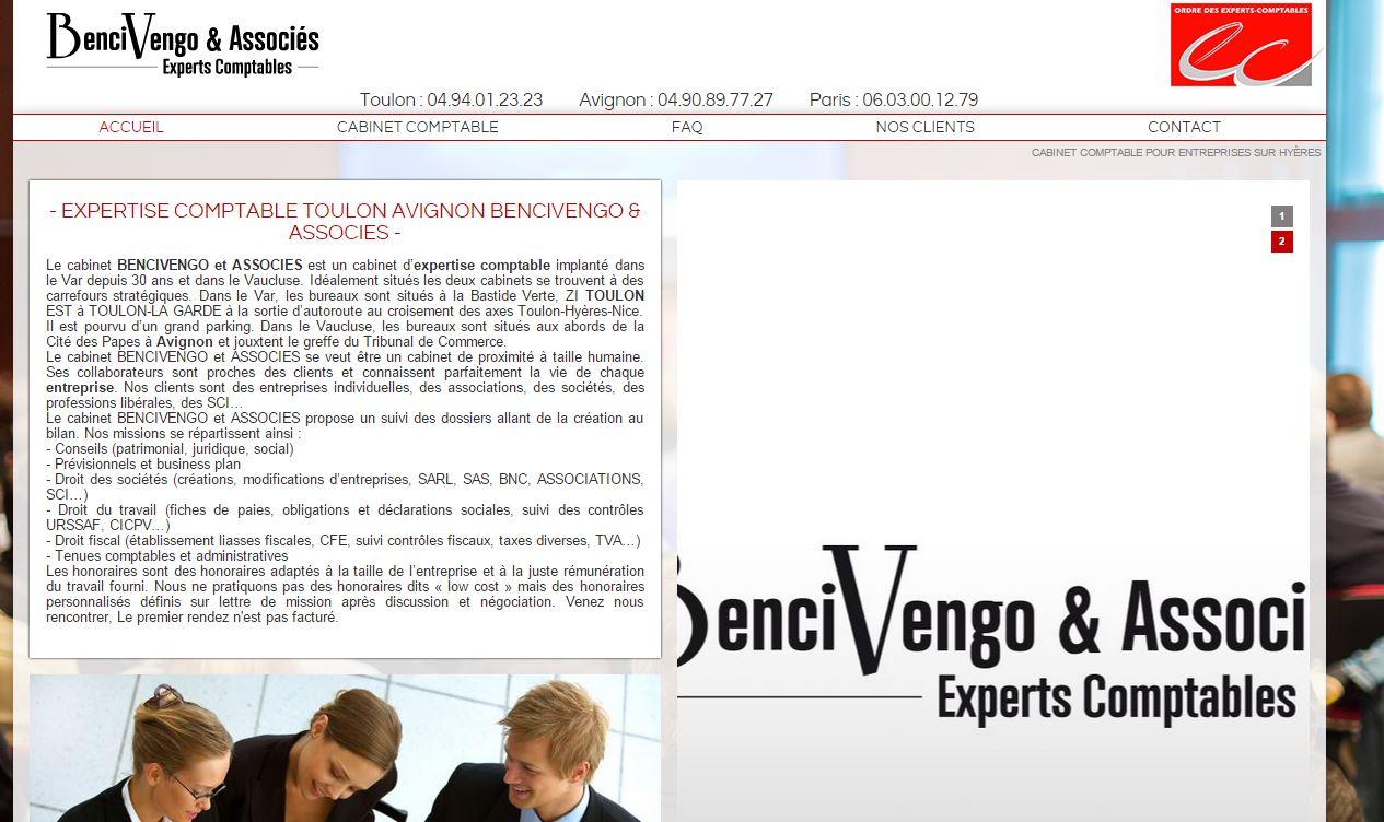 Expert comptable et droit social à Toulon