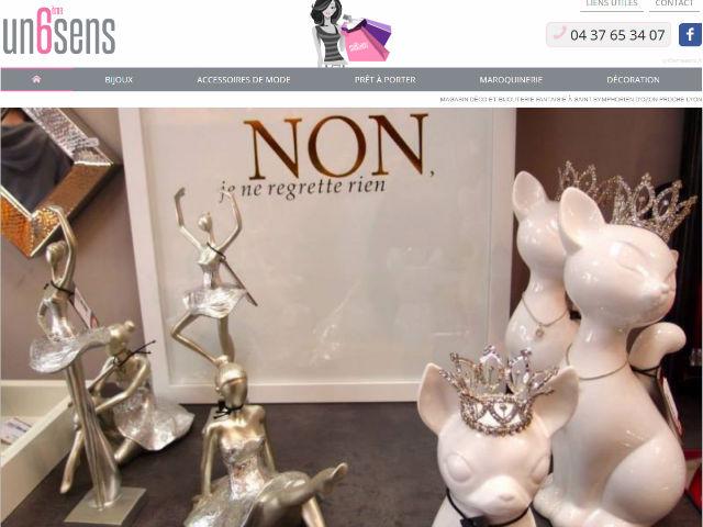 Magasin déco et bijoux sur Lyon