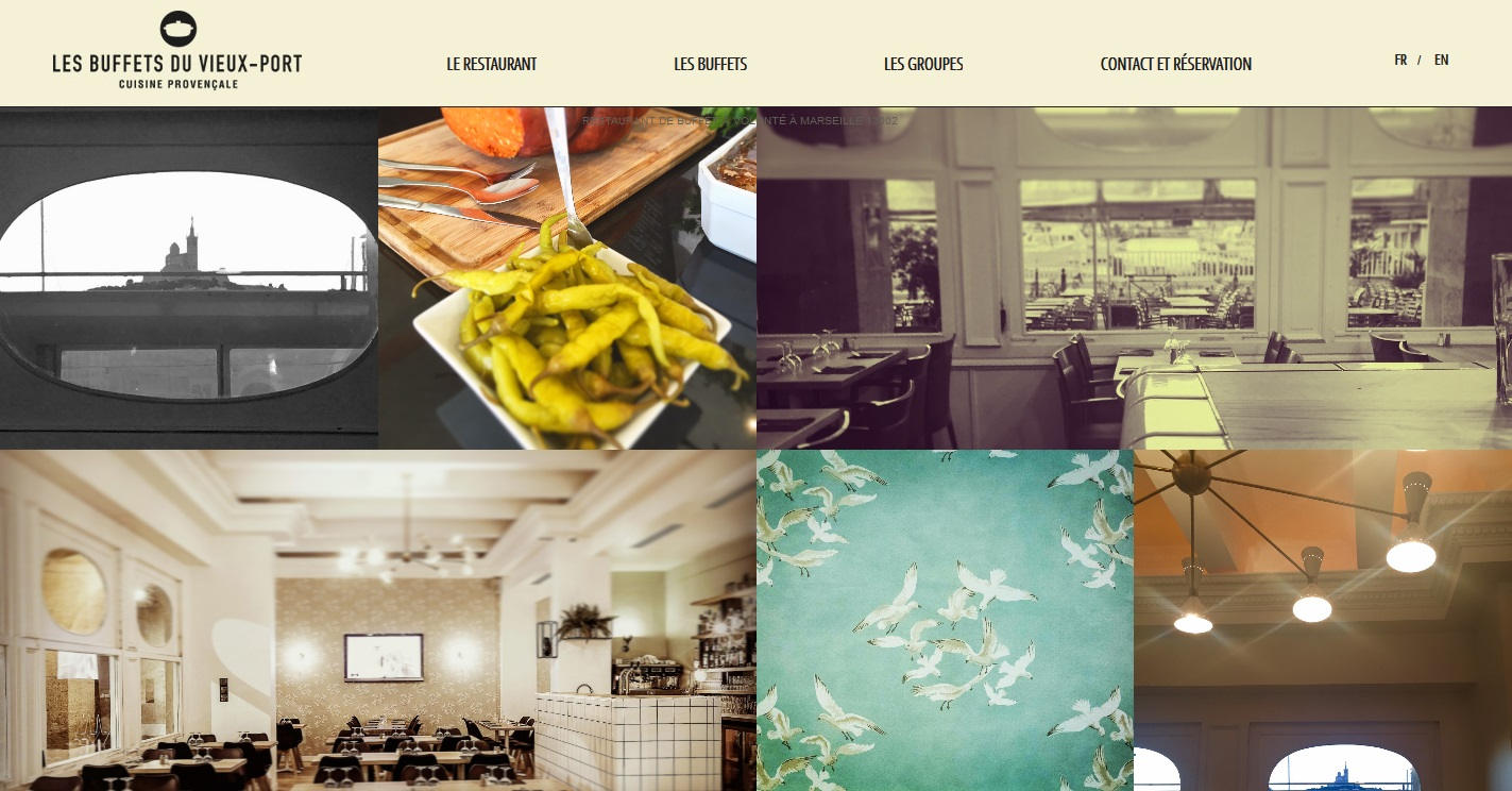 restaurant pour groupes de touristes 224 marseille les buffets du vieux port r 233 alisations agence
