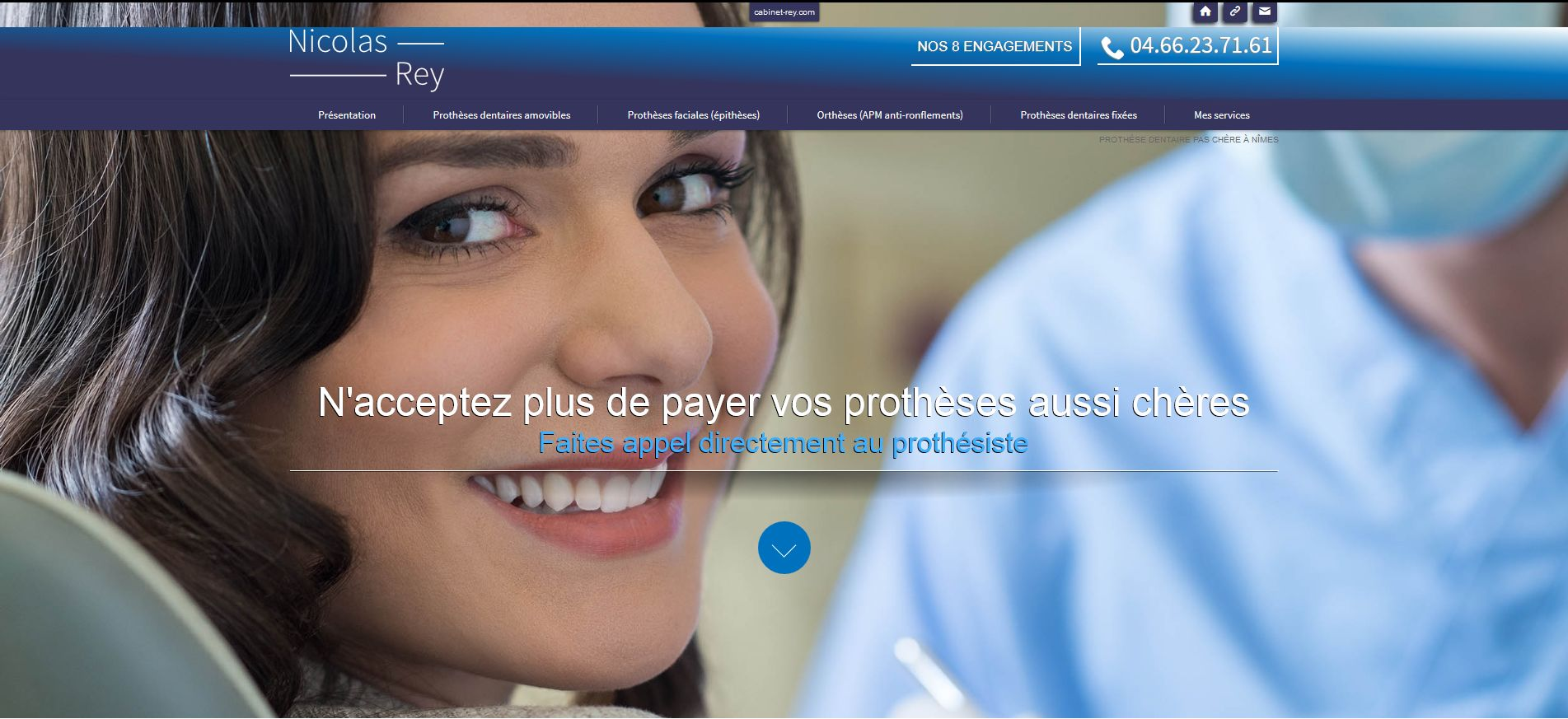 Orthésiste-prothésiste dentaire à Nîmes