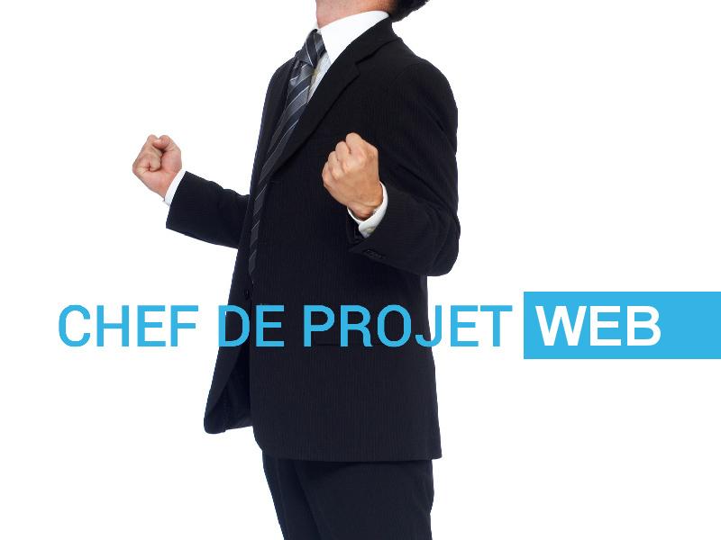 CDI : Chef de Projet Web sur Bordeaux et la Gironde