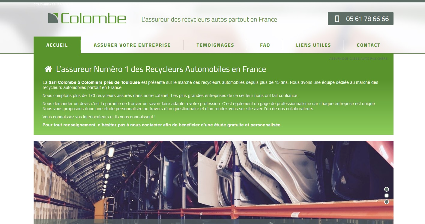 assurance recycleur auto lyon
