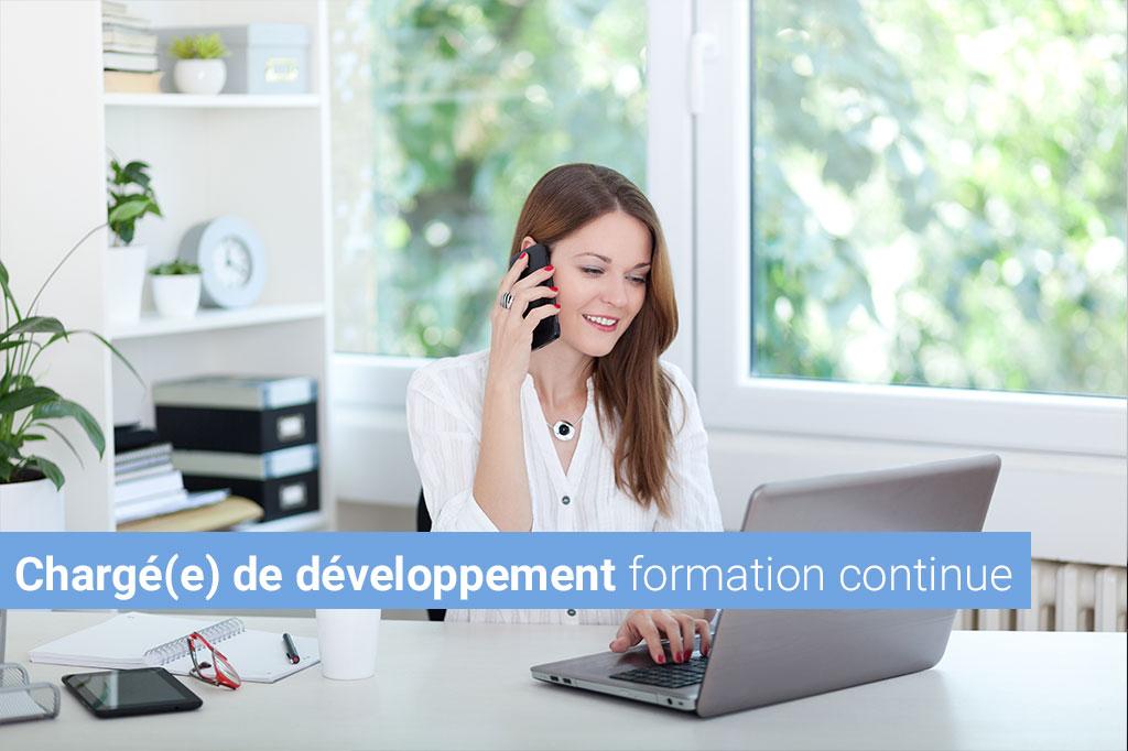 : Chargé(e) de développement formation