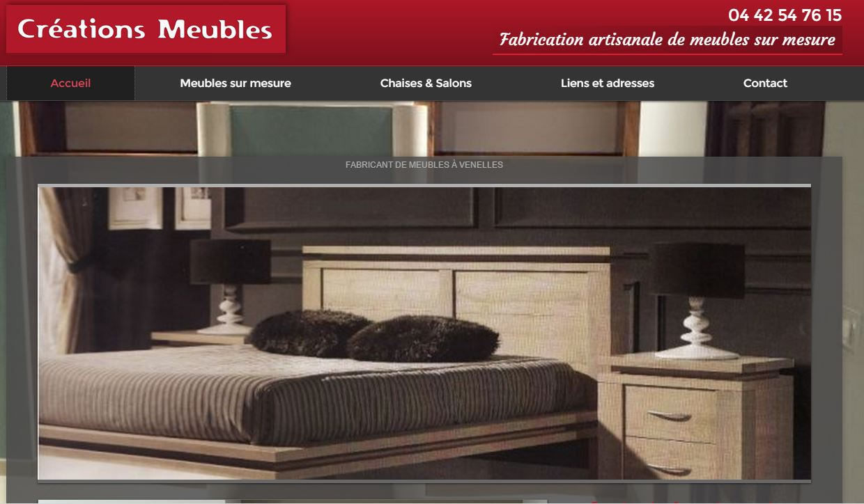 cr ateur de meuble en bois massif sur mesure pr s de. Black Bedroom Furniture Sets. Home Design Ideas
