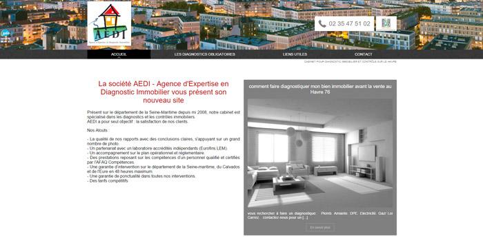 diagnostic immobilier Seine Maritime