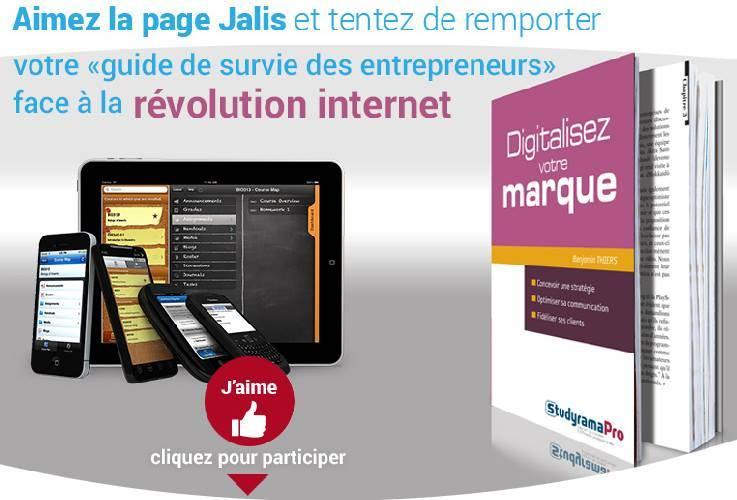 Digitalisez-vous : gagnez le livre Digitalisez votre Marque !
