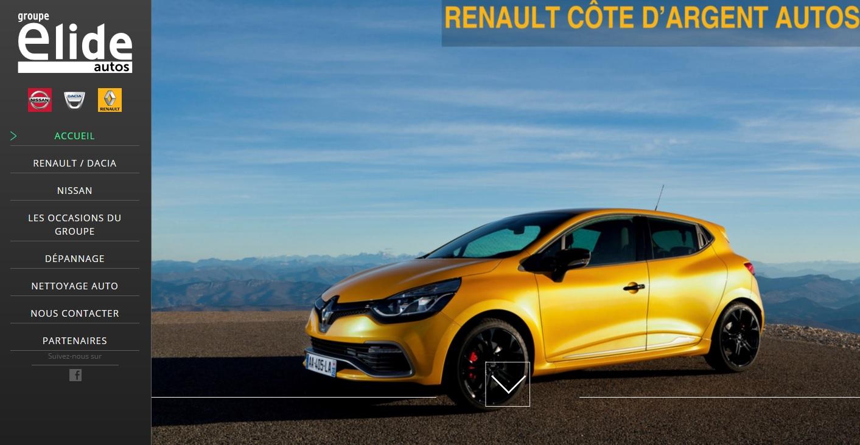 Concessionnaires automobiles r paration et nettoyage auto for Garage renault la teste