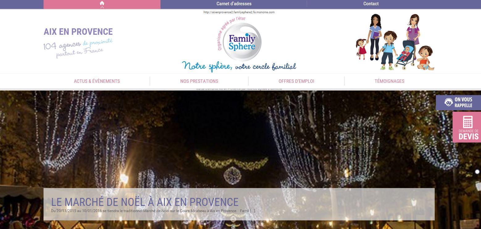 GArde enfant agréée à Aix en Provence