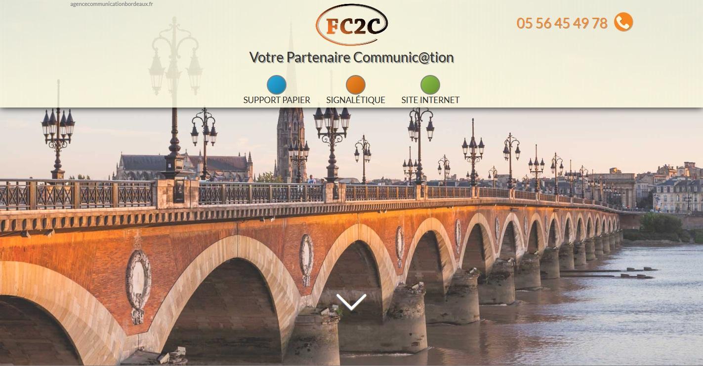 Agence de communication bordeaux for Agence de bordeaux