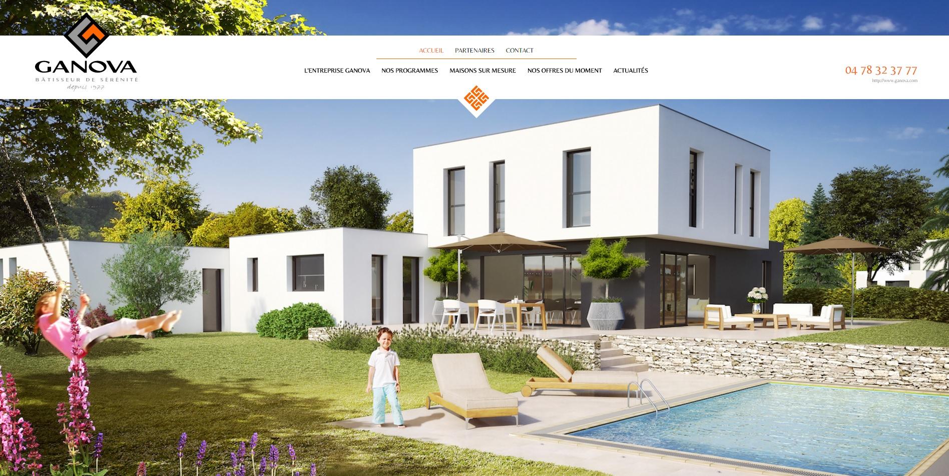 Constructeur de villas individuelles en is re ganova for Constructeur de maison individuelle en isere