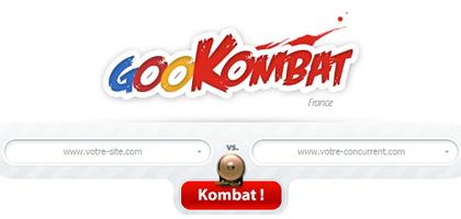 GooKombat : optimiser le référencement est un combat