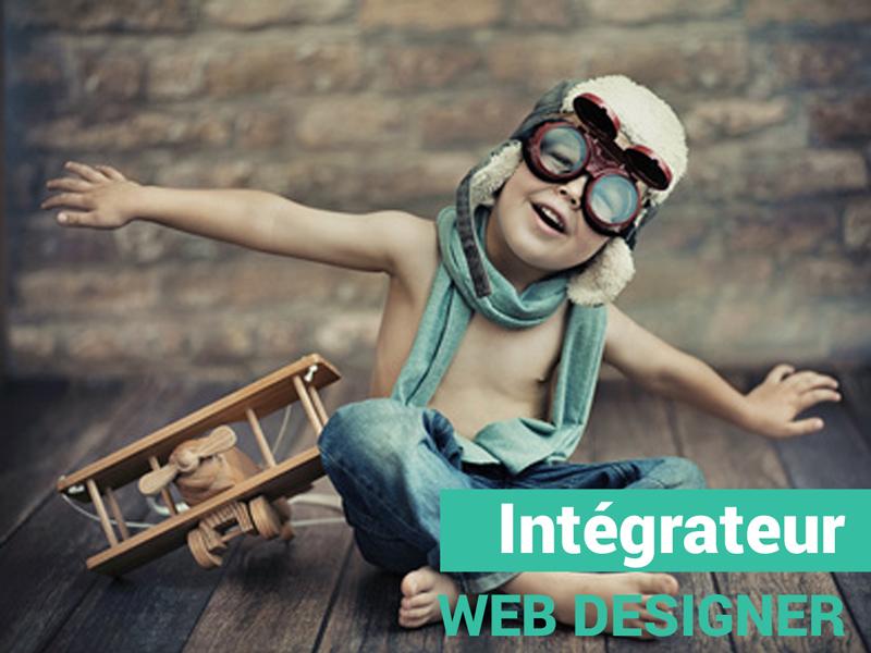 intégrateur web designer Marseille