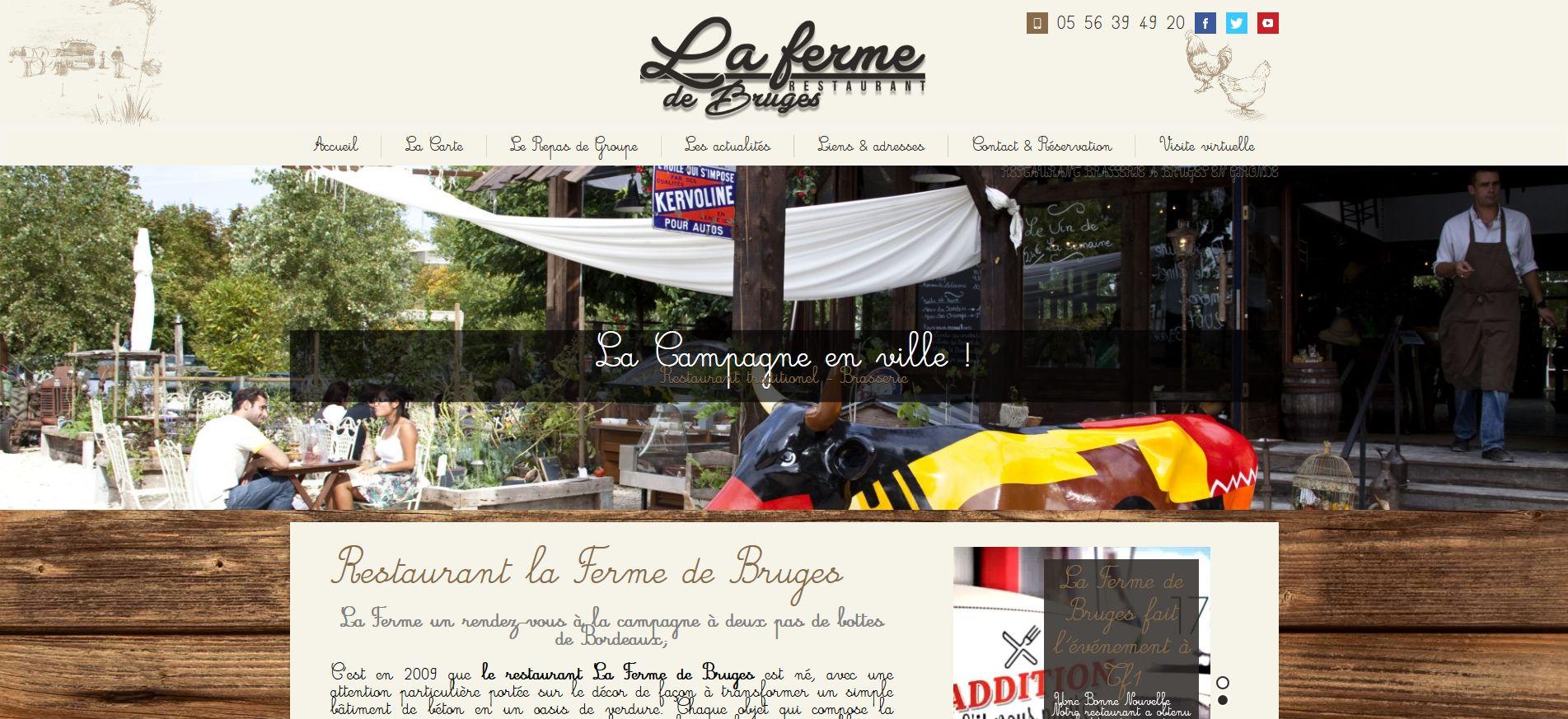 restaurant pour repas de groupe Bordeaux